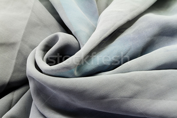 Gray textile Stock photo © Nneirda