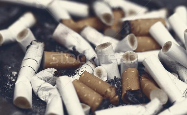 Cigarettes Stock photo © Nneirda