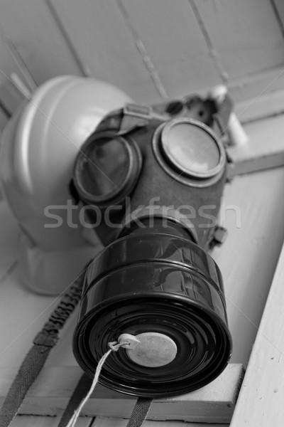 Respirator Stock photo © Nneirda