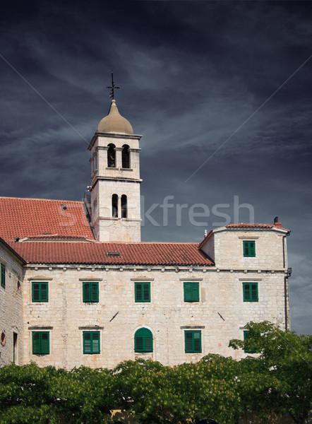 The tower Stock photo © Nneirda