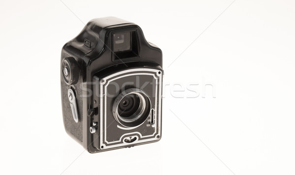 Old camera Stock photo © Nneirda