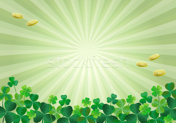 St. Patrick's Day Background Stock photo © norwayblue