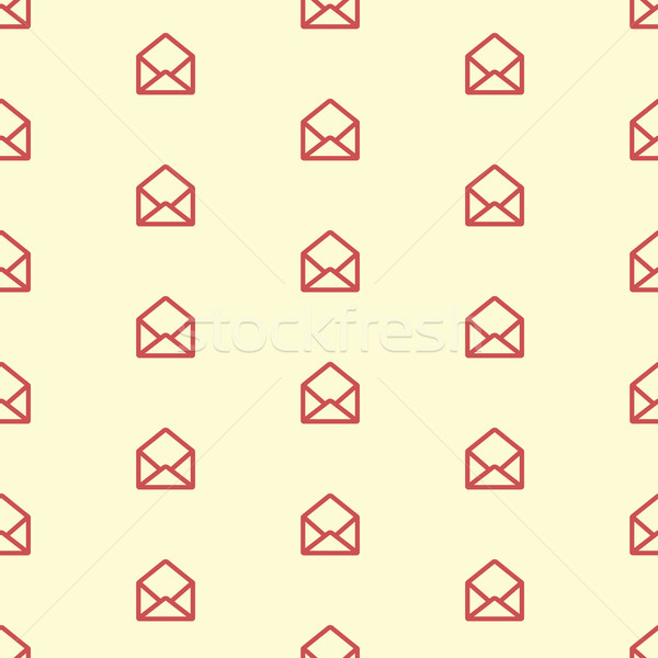 Szív boríték eps 10 textúra buli Stock fotó © nosik