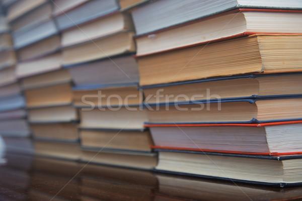 Books Stock photo © Novic