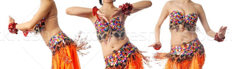 Stock photo: Dance lesson