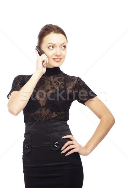 Mobile communication Stock photo © Novic