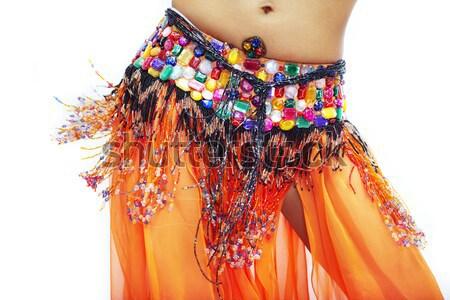 Belly dancer Stock photo © Novic