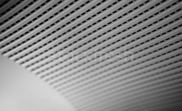 Primer plano foto gris textura tecnología Foto stock © Novic