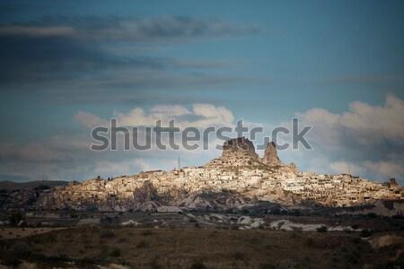 Cappadocia Stock photo © Novic