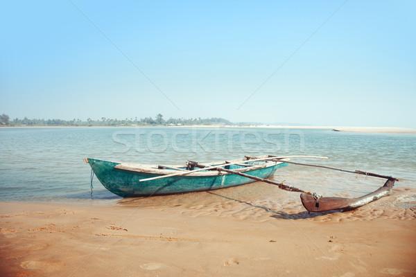 Boat Stock photo © Novic