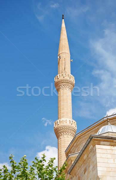 Ancient mosque Stock photo © Novic