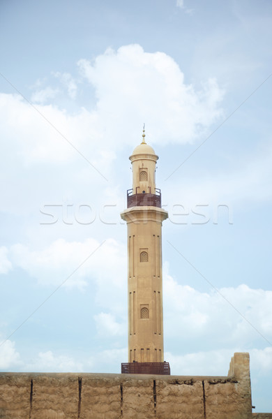 Ancient mosque Stock photo © Novic