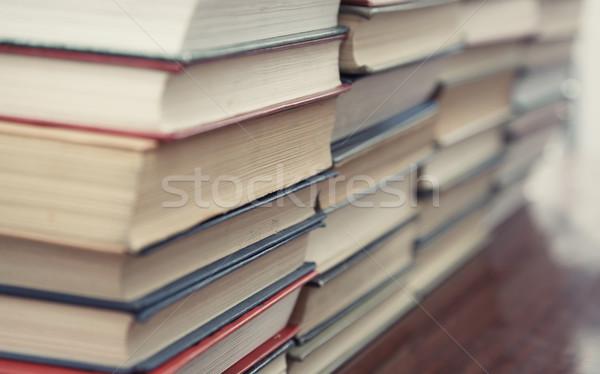 Library Stock photo © Novic