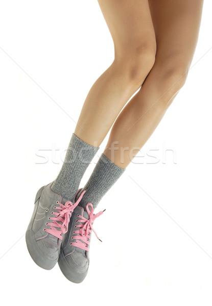 Go and jump Stock photo © Novic