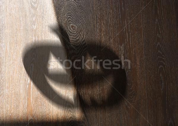 Halloween shadows Stock photo © Novic