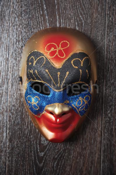Carnival mask Stock photo © Novic
