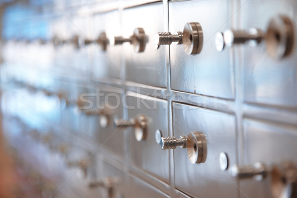 Safe storage Stock photo © Novic