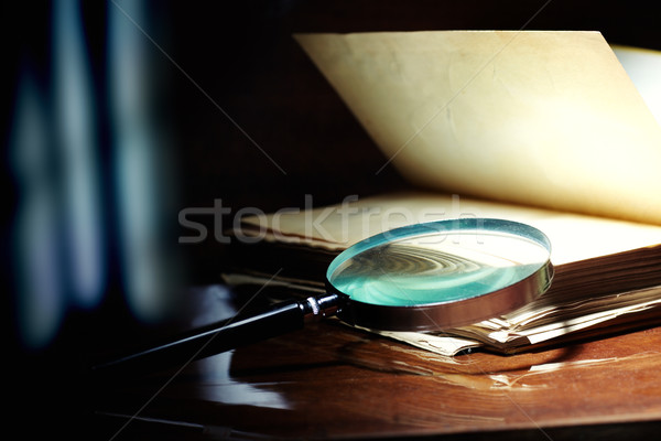 Research Stock photo © Novic