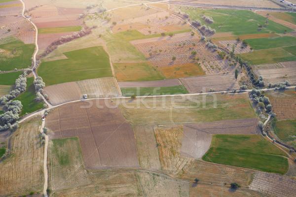 Aerial view Stock photo © Novic