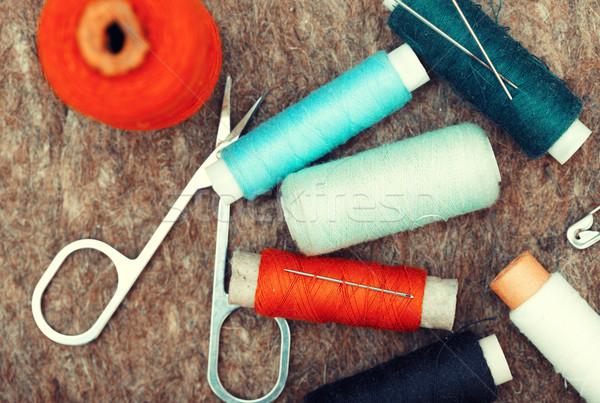 Sewing tools Stock photo © Novic