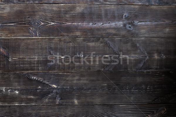 Legno duro fronte full frame view texture Foto d'archivio © Novic