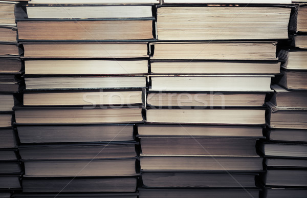 Books Stock photo © Novic