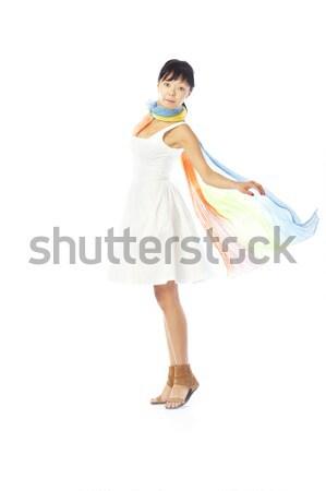 Enjoy dancing Stock photo © Novic
