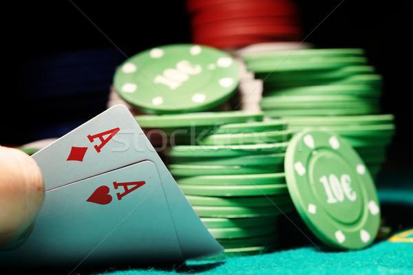 Poker Stock photo © Novic
