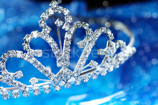 Brillian diadem Stock photo © Novic