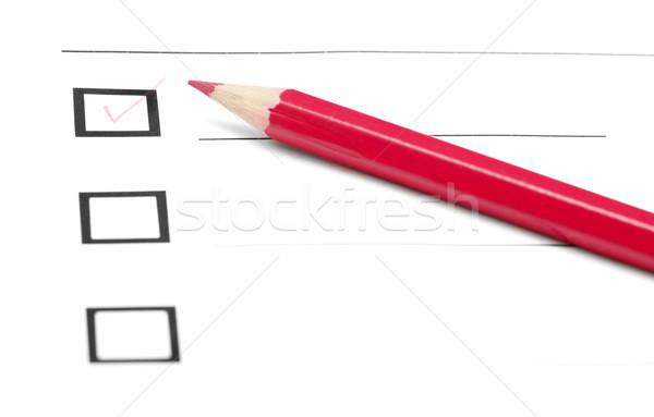 Make choice Stock photo © Novic