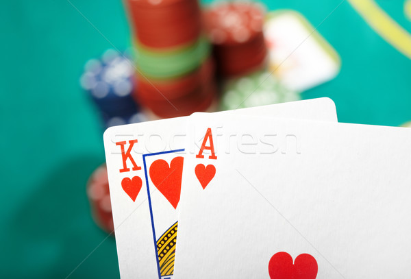 Poker Stock photo © Novic