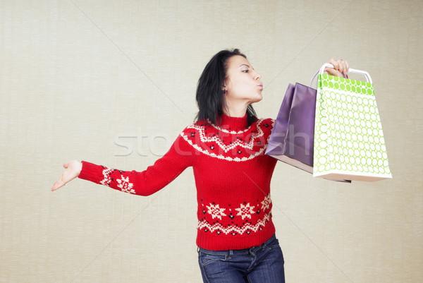 I love gifts Stock photo © Novic