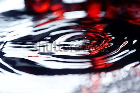 Drop in liquid Stock photo © Novic