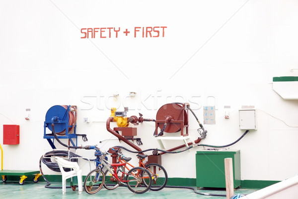 Safety Stock photo © Novic