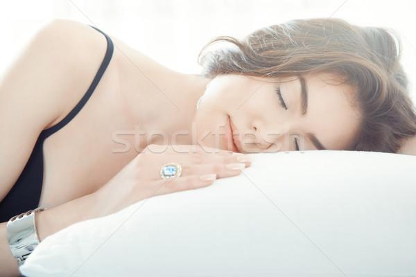 Sleeping Stock photo © Novic