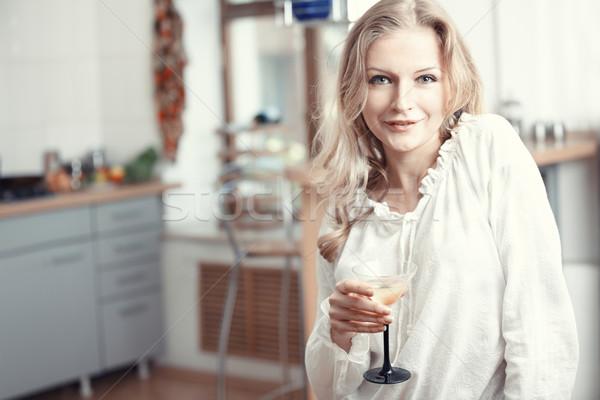 Drinking Stock photo © Novic