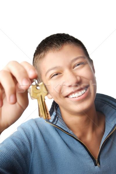 I trust you my keys Stock photo © Novic