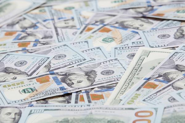United States dollars texture Stock photo © Novic