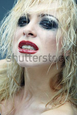 Bizarre beauty Stock photo © Novic