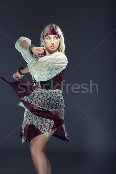 Traditional dance Stock photo © Novic