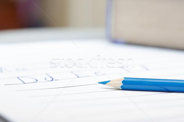 Back to school Stock photo © Novic