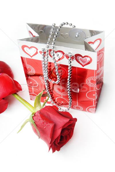 Remember about gifts Stock photo © Novic