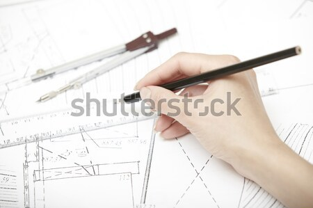 Drawing Stock photo © Novic