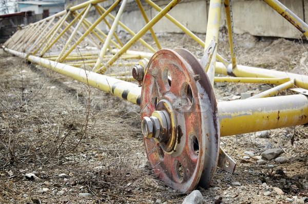 Machinery Stock photo © Novic