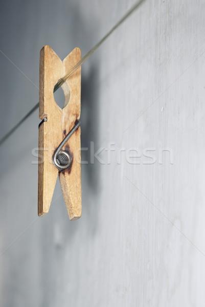 Clothes pin Stock photo © Novic