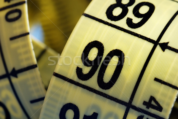 Measure yourself Stock photo © Novic