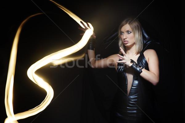 Sorceress Stock photo © Novic