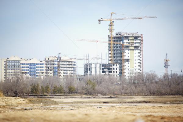 Stock photo: Construction