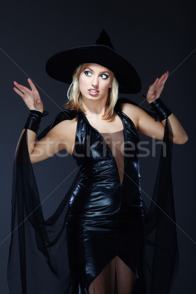 Witch Stock photo © Novic