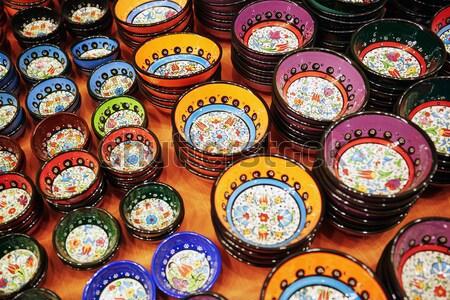 Ceramic art Stock photo © Novic